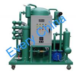 ZJA Double-Stage High-Vacuum Transformer Oil Filtration Machine Transformer Oil Purifier