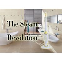Highest Rated Steam Mop Cleaner Foldable Handle , Light And Easy Steam Mop On Laminate Floors