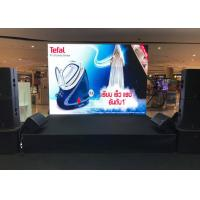 Buy cheap HD Full Color LED Screen Video Wall Stage Background Indoor P3mm AC240V/50HZ from wholesalers