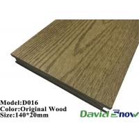 China Outdoor Swimming Pool ECO Wood WPC Composite Decking Flooring wholesale
