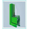 China 6063 T5/T6/T8 Window Aluminum Profile , ordinary doors and Windows wholesale