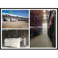 China Large Scale Custom Cold Storage Built In Already Existed Warehouse With Electric Sliding Door wholesale