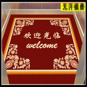 China Hotel door mat China supplier,Elevator floor mats,modern entrance mats, welcome mats on sale