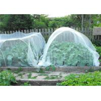 China Horticulture Hdpe Fly Screen Mesh Agriculture Insect Proof Network 40 Mesh wholesale