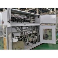 China Customized Design Sanitary Pads Packaging Machine With Side Gussets Bag Style on sale