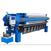 China Plate And Frame Hydraulic Filter Press , Automatic Filter Press Hydraulic System on sale