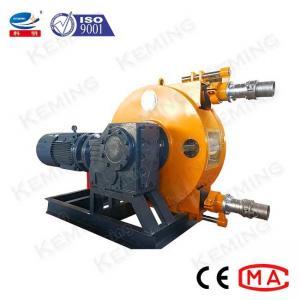 China Concrete Peristaltic Industrial Hose Pump 1.0Mpa 2.8m3/H wholesale