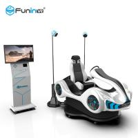 China 1 Player Speed Racing 9D Virtual Reality Simulator  With HTC Tracker wholesale