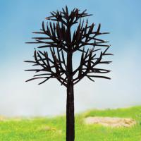 China LAYOUT MODEL TREE trunk (arm) Plastic brown TREE arm ,GT12 H:30-130MM wholesale