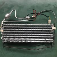 China Aluminum No Frost Finned Tube Refrigerator Evaporator For Cooling Freezer By Our Factory Made Directly wholesale