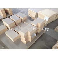 Fire Resistant High Alumina Bricks Insulating For Steel Furnaces