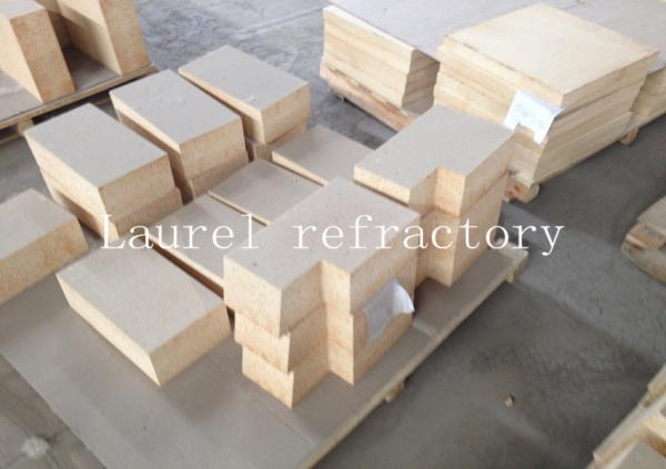 Quality Fire Resistant High Alumina Bricks Insulating For Steel Furnaces for sale