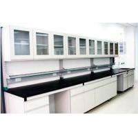 China Science Lab Workstations Medical Lab Furniture With Epoxy Resin Top wholesale