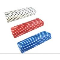 NT-1301 PU leather Colorful Nail Hand Arm Rest Pillow