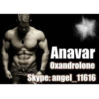 China Pharmaceutical Material Anavar Steroid Oxandrolone For Muscle Increase 53-39-4 wholesale