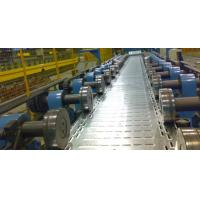 China High Frequency 380V Cable Tray Forming Machine Full Automatic on sale