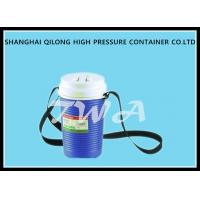 Buy cheap Multi - functional Plastic Ice Cooler Box For Medical / Food / Biological from wholesalers