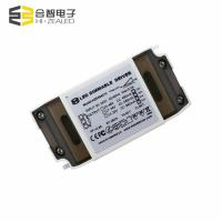 China External 24W 480mA constant current 0-10V,PWM dimming led driver with connectors wholesale