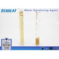 China Unique High Efficient Flocculant Decoloring Agent For Color Wastewater wholesale