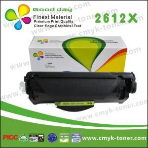 Buy cheap HP LaserJet 1010に使用する12X Q2612Xのトナー カートリッジ1012 1015 1018黒 from wholesalers