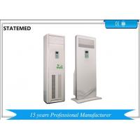 China Cabinet Ozone / UV Air Disinfection Machine 22KG With Sterilization Rate 99% wholesale