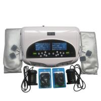 China Far Infrared Heating Massage Dual Foot Spa Machine With Big LCD Screen And 5 Models For Detoxification wholesale