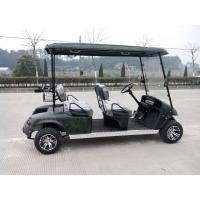 China 4 seats solar powered electric Customized Golf Carts wholesale