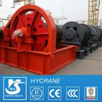 China Large Cable Capacity Crane Electric Winch for Lifting and Pulling wholesale