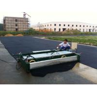 China TPJ-2.5 rubber paver spreading machine for school sport runway wholesale