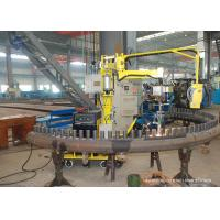 China Header Nozzle Welding Machine TIG Welding Inside And Fine Wire Saw Outside wholesale