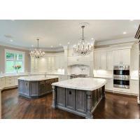 China Ogee Additional Edge Marble Look Granite Countertops Custom Sizes wholesale