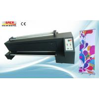 China High Speed Roll To Roll Sublimation Dryer For Printed Polyester Fabric Heating on sale