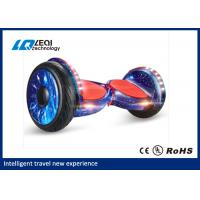 China 4400mah Battery 2 Wheel Electric Standing Scooter ROHS Certification For Kids wholesale