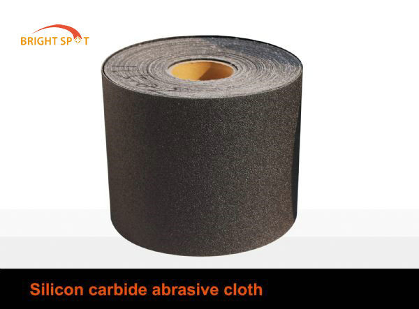 Quality Small Sand Belt Coated Abrasive Cloth 1.37x50m With Aluminum Oxide Water Resistant for sale