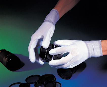 Quality PVC Coated Glove For Industrial Workers Security 35CM for sale