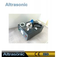 China Chemical Reactions Atomization 30Khz Ultrasonic Nebulizer For Liquid Chemical Mixing wholesale