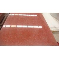 China Cheap Wholesale China Red Color Rough Granite Kitchen Countertop Floor Tiles 50x50 Slab wholesale