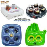China Inflatable Holder, Inflatable Cup Holder, Inflatable Drink Holder, Inflatable Beer Holder on sale