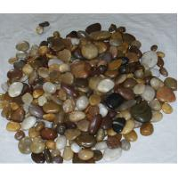 China mix pebble river stone on sale