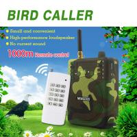 China New Gadget Electronic Bird Sound Caller Speakers for Hunting with 900 mp3 Various Birds,Animial songs wholesale