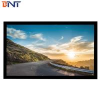 China 100 inch 4: 3 format  fixed frame screen used in conference system BETFS4-100 wholesale