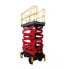 China 12M Hydraulic Lift Platform Mobile Scissor Elevating Lift 500kg Loading Capacity wholesale