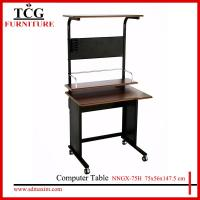 China TCG simple used office furniture computer table NNGX-75H wholesale
