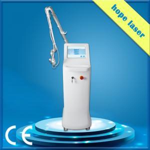 China Fractional Laser Vaginal Rejuvenation / Skin Rejuvenation Machine 100mj wholesale
