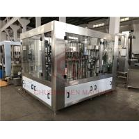 China High Speed Mineral Water Bottling Plant Rotary Liquid Bottle Filling wholesale