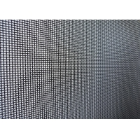 China 240mm Length 120mm Width WovenWireMesh , Stainless Steel Woven Mesh Black Spraying wholesale