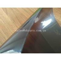 China Excellent Colorful Transparent Clear PVC Soft Plastic Sheet Double PVC Film Sheeting on sale