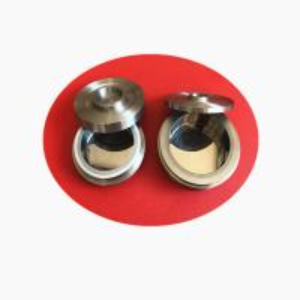 China High Wear Resistance Carbide Wear Parts Feeding Bowl for Sample Grinder on sale