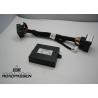 China Black Volkswagen GOLF 7 Video In Motion Interface Video / TV / DVD Unlock wholesale