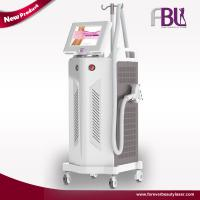China 808 Diode Laser Hair Removal Machine Macro Channel Multifunction wholesale
